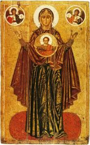 Theotokos, yaroslavi icons
