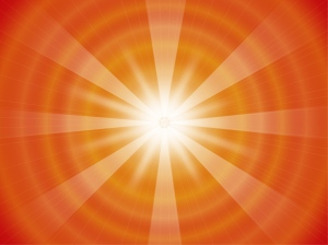radiating the-Light-