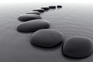 simplicity stones, zen rocks
