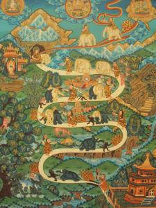 8 stages of shamatha