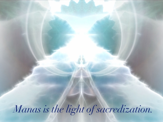 the light of sacredization