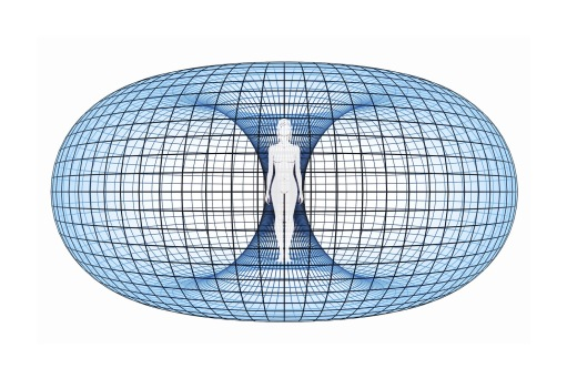 torus with woman