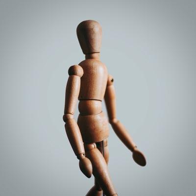 wood-doll